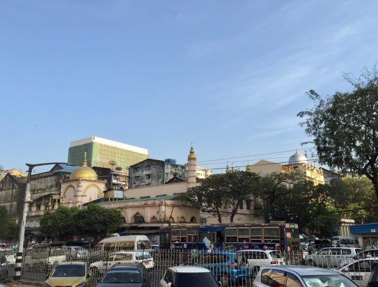Chulia Muslim Dargah Mosque