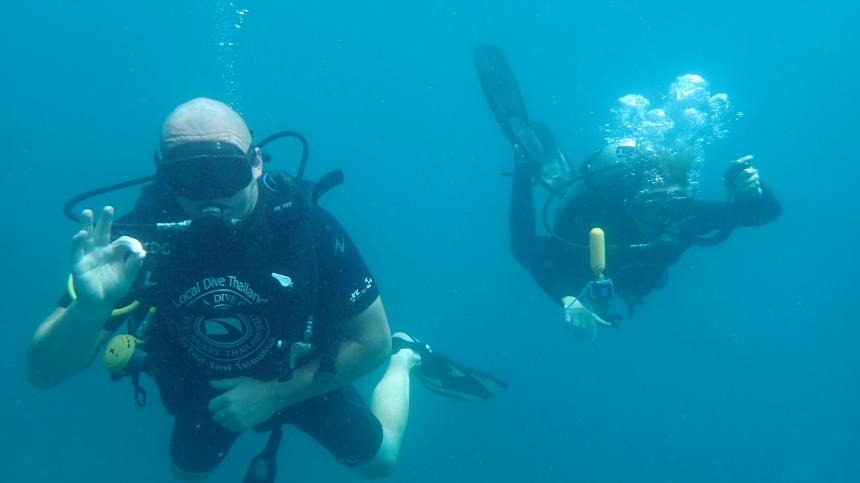 Dive Phi Phi